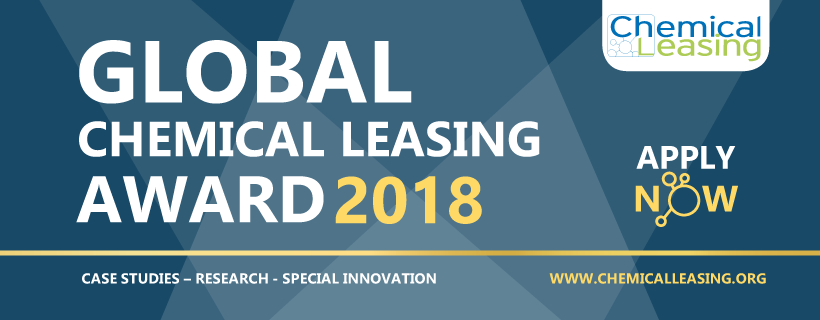 Nagrada Global Chemical Leasing 2018